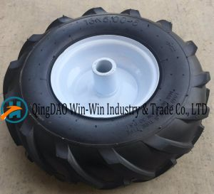Wear-Resistant Rubber Wheels Used on Machine pictures & photos