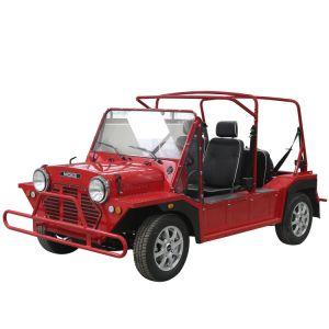 4 Seats Passenger Macpherson Independent Suspension Electric Golf Car pictures & photos