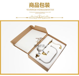New Design Ceramic Antique Basin Faucet (Zf-608-1) pictures & photos