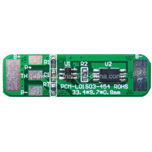 Protection Circuit Module (PCM) for 3.7V 103450/103448 Li-Polymer Battery pictures & photos