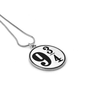 Imitation Jewelry Gift- Nine and Three Quarters Necklace 9 3/4 Chain Zinc Alloy Pendant Necklace pictures & photos