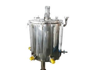 Industrial Chemical Stainless Steel Mixing Tank pictures & photos