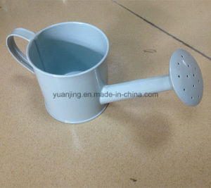 Colourful Garden Tool Galvanized Zinc Metal Watering Can pictures & photos