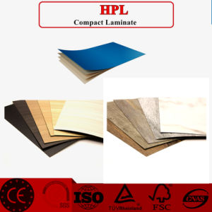 High Pressure Laminate/HPL Board pictures & photos