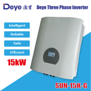 15kw Grid Tie Inverter, 15kw String Inverter, Three Phase Output Mass Power Inverter pictures & photos