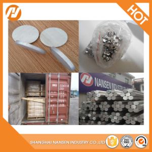 Aluminium for Cigar Tube (SGS GB EN ISO) 1070 Aluminum Slug pictures & photos