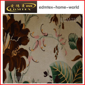 Curtain Fabric with Printed Styled-Cheap Price EDM0554 pictures & photos