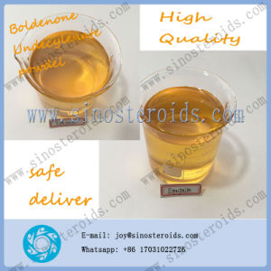 Yellow Liquids Raw Steroid Equipoise Boldenone Undecylenate for Muscle Growth pictures & photos