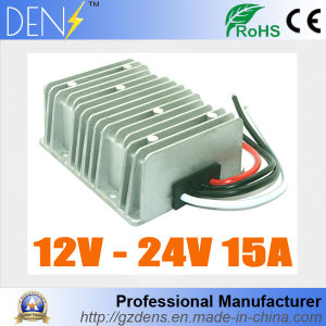 2016 New Step up DC to DC Power Converter Regulator 12V to 24V 15A 360W Boost Power Module pictures & photos