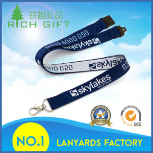 Supply Custom Fine Fashion Cheap Lanyard for Team pictures & photos