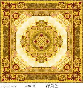 2016 Ceramic Carpet Floor Tile on Promotion (BDJ60264-5) pictures & photos