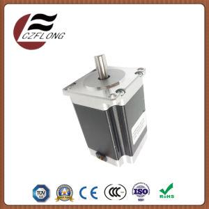 Quality 1.8 Deg NEMA24 Hybrid Stepping Motor for CNC Machines pictures & photos