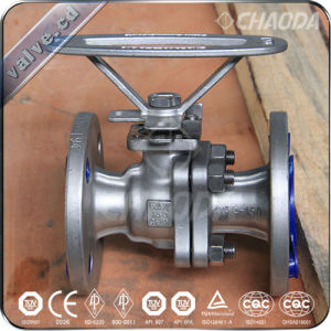 Chaoda Brand Reduced Bore Floating Ball Valve pictures & photos