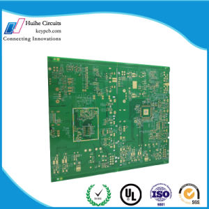 4 Layer Printed Circuit Board Custom PCB for Vehicle Digital TV pictures & photos