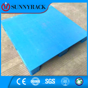 Flat Surface HDPE Logistic Plastic Pallet pictures & photos
