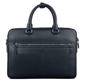 Laptop Leather Handbag Men Briefcase Bag pictures & photos