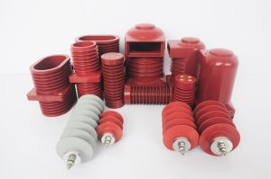 12kv 1600A Insulating Contact Box Epoxy Resin Insulator pictures & photos