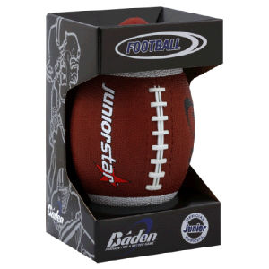 9# PVC Machine Stitching American Football pictures & photos