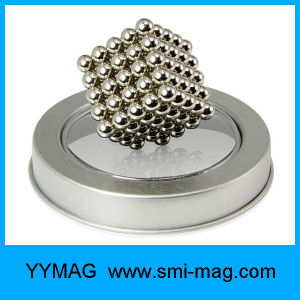 High Quality Magic Puzzle Magnetic Ball Rubik Cube pictures & photos