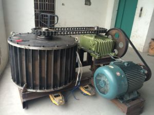 AC 380V 50kw 80rpm Permanent Magnet Generator pictures & photos