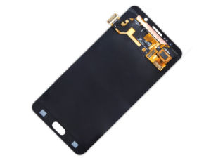 Full Completed LCD Display Touch Screen Digitizer Assembly for Samsung Galaxy Note 5 N9200 LCD pictures & photos