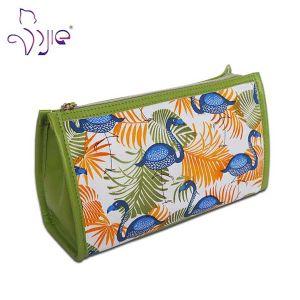 High Quality Cotton Printing Cosmetic Bag