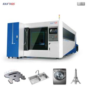 2000W Laser Cutting Machine for Household Appliances, Kitchen Utensils pictures & photos