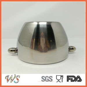 Ws-Br07 Round Beer Stainless Steel Ice Bucket pictures & photos