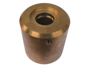 CNC Machining Brass Copper Die Forging Auto Parts Nozzle pictures & photos