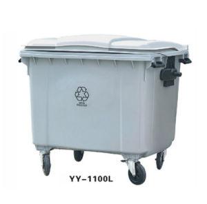 1100L Plastic Trash Bin pictures & photos