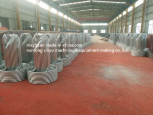 Factory Outlet High Red Round Base Steel Wire Carrier pictures & photos