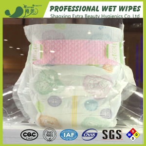 Cheap High Absorption Baby Napkins Disposable Soft Baby Diaper pictures & photos