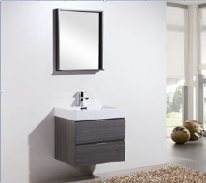 MFC Cabinet with Edge Banding Bathroom Cabinet