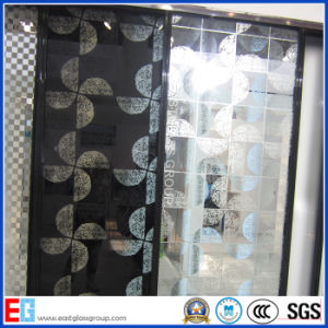 Acid Etched Pattern Glass, Frost Pattern Glass pictures & photos