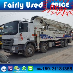 Used Zoomlion Concrete Pump Truck (42m-48m)