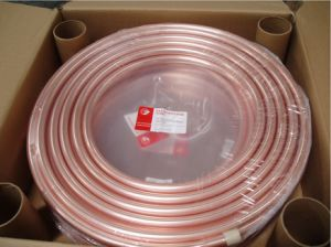 T2 Copper Tube/C1020 Copper Tube/Copper Tube Coil/Copper Pipe pictures & photos