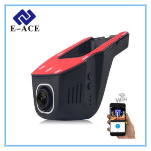 Full HD WiFi Dash Cam Dual Lens with Car DVR pictures & photos