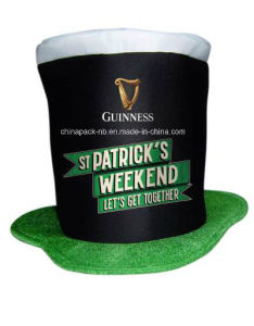 St Patrick′s Day Velvet Hat Irish Ireland Fun Fan Hat (CPPH_019) pictures & photos