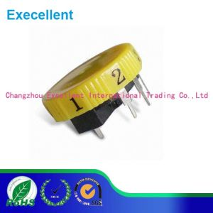Rotary Potentiometer with Switch Used for Electronic Speed Control pictures & photos