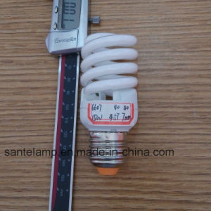 24W 26W Full Spiral 3000h/6000h/8000h 2700k-7500k E27/B22 220-240V Energy Saving Light pictures & photos