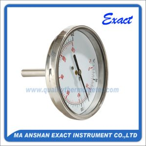 Manifold Temperature Gauge-Industrial Bimetal Thermometer-Household Bimetal Thermometer pictures & photos