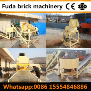 Hydraform Block Machine Super Clay Brick Plant Ghana for Sale pictures & photos