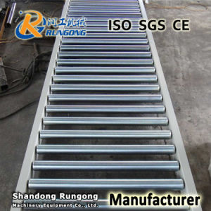 High Quality Rubber Coated Carbon Steel Conveyor Roller pictures & photos