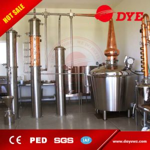 1000L Electric Ethanol Alcohol Wine Liquor Distiller pictures & photos