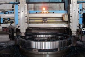 Forged Seamless Rolled Rings, 42CrMo4, C45, S355j2g3 pictures & photos