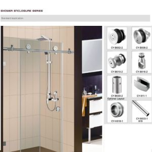 Sliding Shower Door system Shower Door Hardware pictures & photos