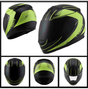 Motorcycle Safety White Riding Crash Helmets pictures & photos