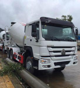 Sinotruk HOWO 6X4 Concrete Mixer Truck pictures & photos