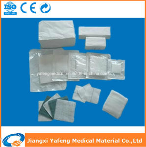 Customized Surgical 8ply 12ply Gauze Swabs Factory pictures & photos
