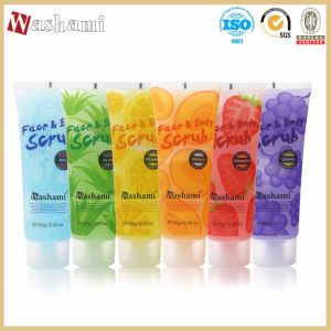 Washami Natural Extract Moisture Skin Gel Face & Body Scrub pictures & photos